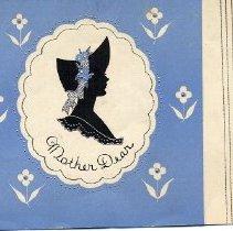 Image of 1999.31.96 Christmas card