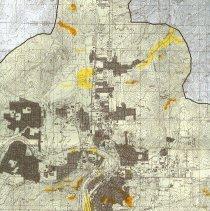 Image of Roseburg Earthquake Hazard Map