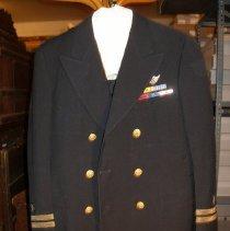 Image of 2000.22.2 - navy uniform