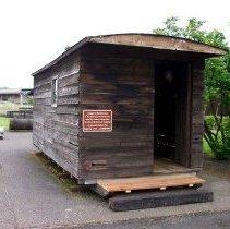 Image of 2000.51.1 - logging, bunkhouse