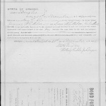 Image of Bond for Deed