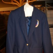 Image of 2001.9.89 - navy (armed forces), jacket