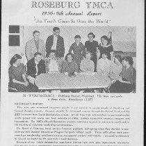 Image of YMCA Annual Report