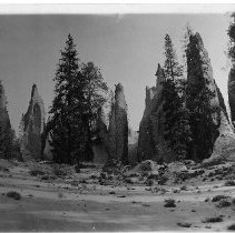 Image of Pinnacles of Crater Lake