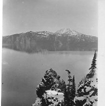 Image of Mt. Scott, Crater Lake