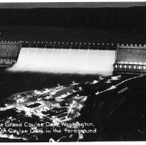 Image of Grand Coulee Dam Washington