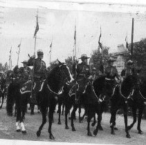 Image of R.C.M.P. on Parade