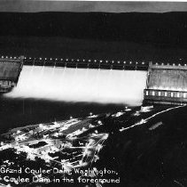 Image of Grand Coulee Dam, Washington