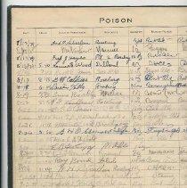 Image of Poison/register