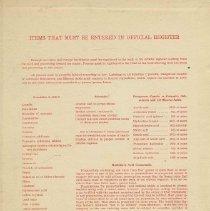 Image of Register inside cover