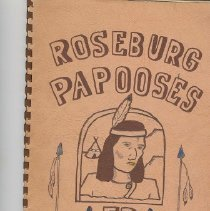 Image of Roseburg/yearbook/ 1952