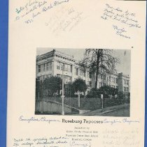 Image of first page 1953 Yearbook