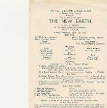 Image of Choir/Drama/1st Christian Chur