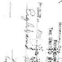 Image of check/ Oct. 17, 1954