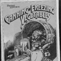 Image of Canning & Freezing Vegetables