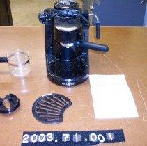 Image of 2003.71.001 - Maker, Coffee