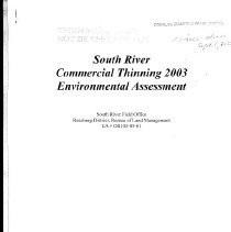 Image of South River Environmental Asse
