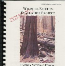 Image of Wildfire effects project