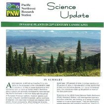Image of Science Newsletter