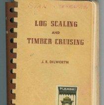 Image of Log Scaling & Timber Cruising