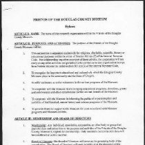 Image of By-laws page 1
