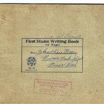 Image of Music book