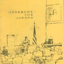 Image of Handbook for Jurors