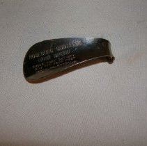 Image of 2004.40.5 - Shoehorn