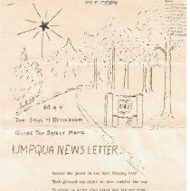 Image of Umpqua newsletter