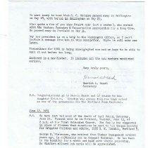Image of letter back