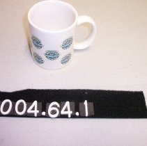 Image of 2004.64.1 - Mug, commemorative