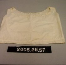 Image of 2005.26.57 - Camisole