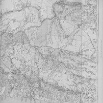 Image of Oregon & Idaho map