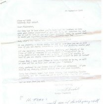 Image of 2006.1.004 - Letter