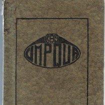 Image of 1920 RHS yearbook