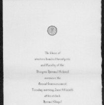 Image of Invitation - b