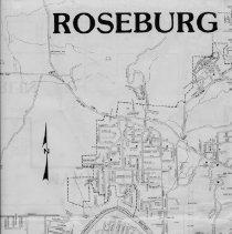 Image of Roseburg Map