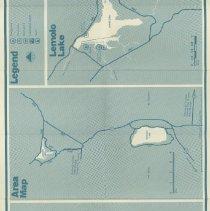 Image of Diamond Lake Map