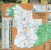 Image of Douglas County Map