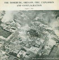 Image of Roseburg Blast