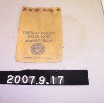 Image of 2007.9.17 - Bag, Money
