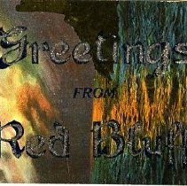 Image of Greetings from Red Bluff