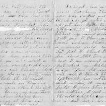 Image of 2008.25.48 Letter - Pages 2 & 3