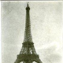 Image of Eiffel Tower, Paris