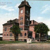 Image of Lane County Court House, Eugene