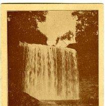 Image of Minnehana Falls, Minneapolis, Minn
