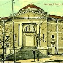 Image of Carnegie Library, Cadillac, Mich