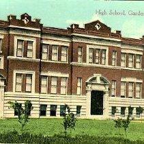 Image of High School, Garden City, Kansas