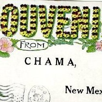 Image of Souvenir from Chama, New Mexico