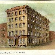 Image of YMCA Building, Spokane, Wash